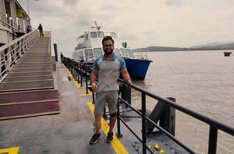 AFTER LOSING A LEG AT 19, ANUJ DALVI STOOD BACK TO DESIGN PROSTHETIC LEGS FOR OTHERS WITH A SIMILAR FATE