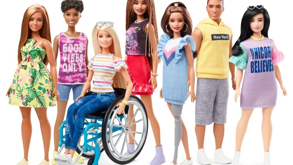 Barbie Is Now in a Wheelchair and Has a Prosthetic Leg