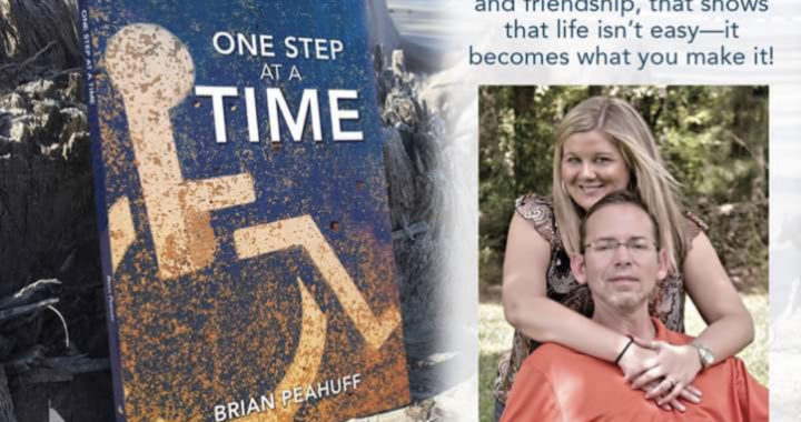 ONE STEP AT A TIME BY BRIAN PEAHUFF