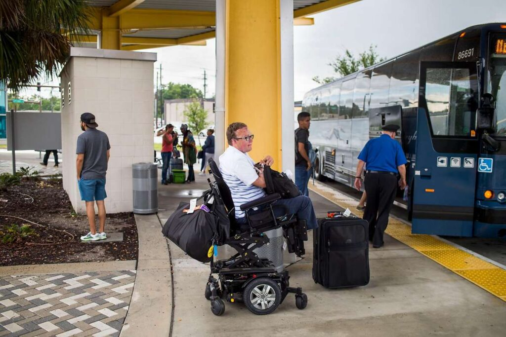 For disabled travelers, technology helps smooth the way. But not all of it