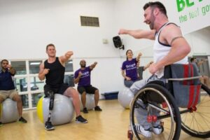 Difficulties of getting fit if you're disabled