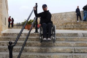 Beware the Wheelchair Performance Gap