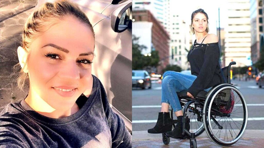 'The car skidded. I tried to run, escape. A whirlwind took us up and when it stopped, my torment started.': Accident survivor bikes 100 miles, 'Life can be beautiful, even on wheels'
