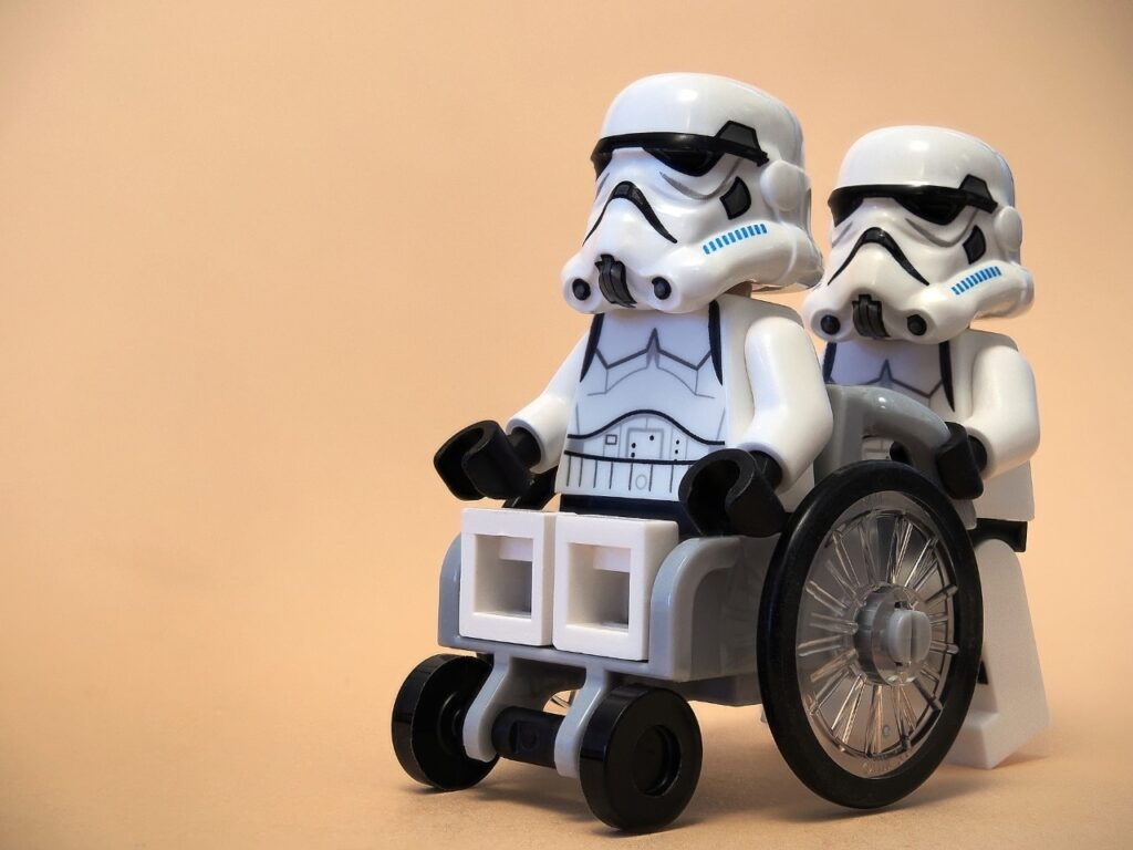 The Negative Side to Travelling as a Wheelchair User