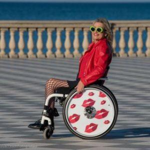 entrepreneur Cinzia Chiarini in a shot by Visual Team Fotografika Enzo Malloggi