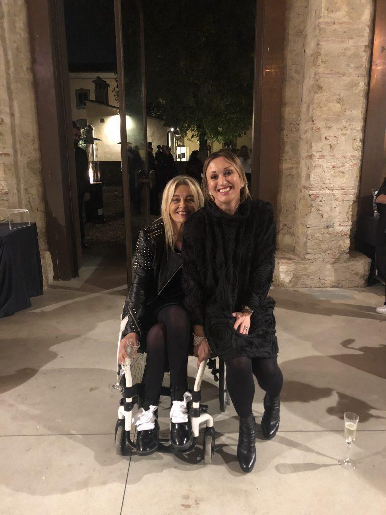 Michela Trentin and Cinzia Chiarini