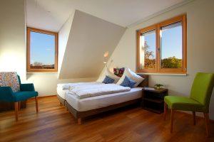Hostel Lebensweg Room