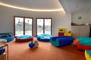 Hostel Lebensweg Playground Inside