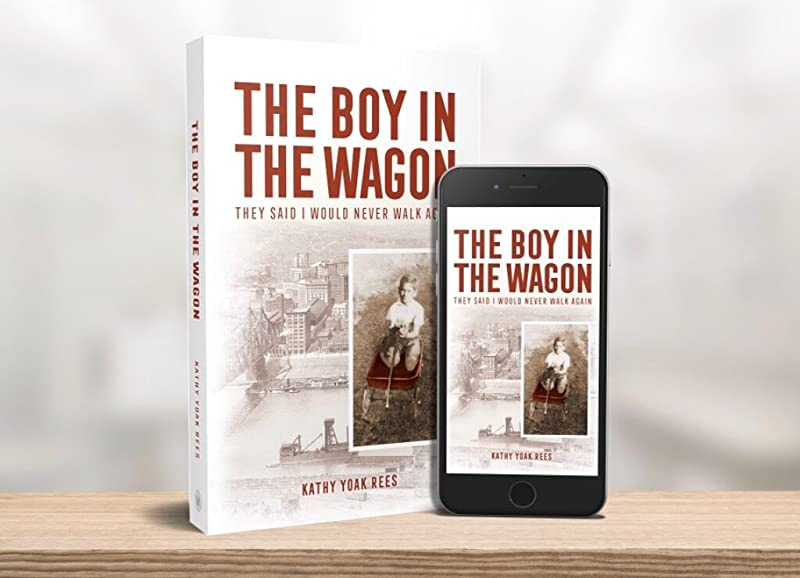 THE BOY IN THE WAGON: They Said I Would Never Walk Again